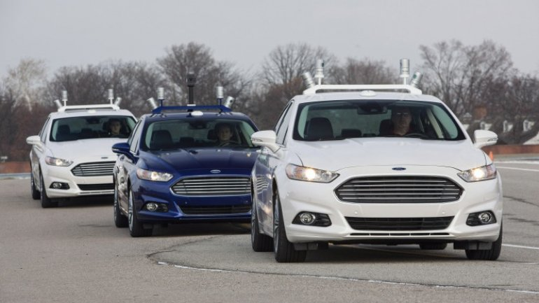 Ford will begin testing self-driving cars in Europe in 2017