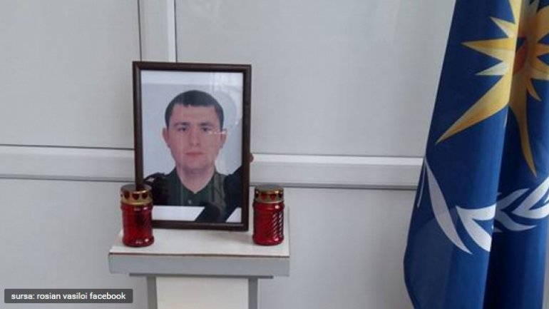 Family of Moldovan fireman dead in performance of duty receives over 17,000 euros