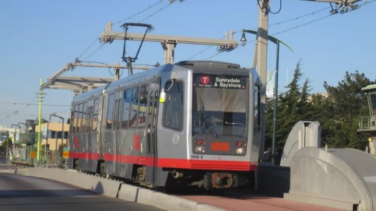 Hackers are holding San Francisco's light-rail system for ransom