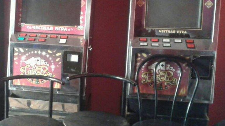 Illegal casino of a regional president of DA Party exposed in Soldanesti