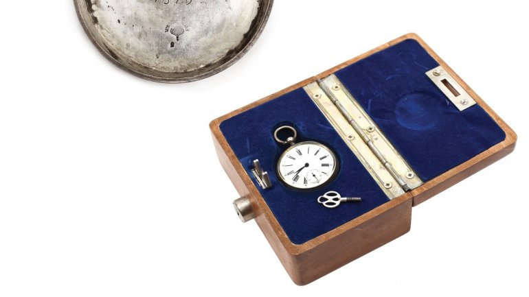 Watch of Mihai Eminescu sold at auction for 19,000 euro