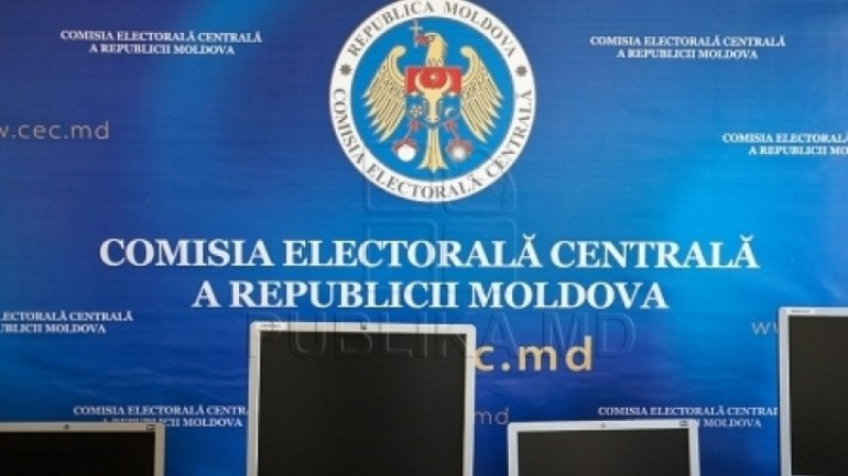 Moldova's election authority comments on voting process