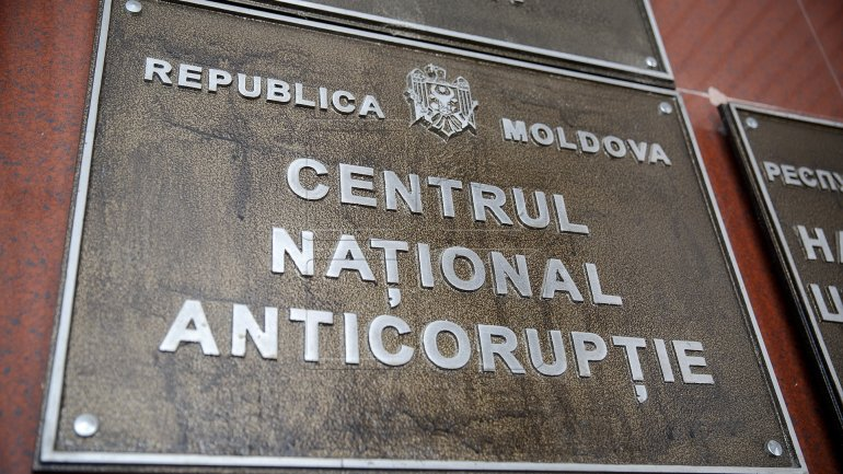 Details in case of ample searches conducted by National Anti-Corruption Center