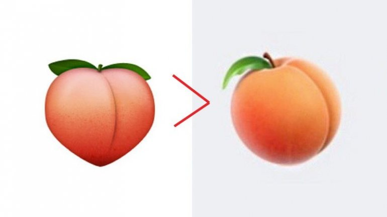 End of peach emoji era