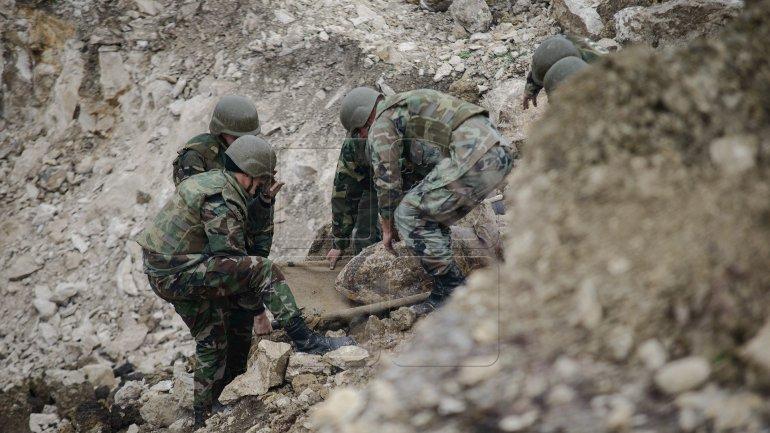 Unexploded WW2 bomb found in Anenii Noi town