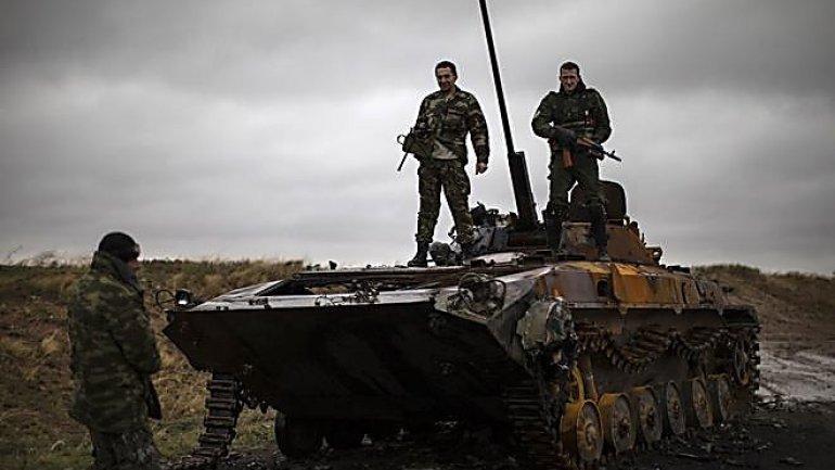 Fights in eastern Ukraine resume with fierce intensity