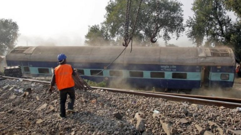 Indian railways ask for safety funds after crash kills 150