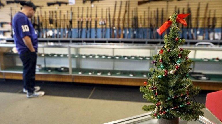 Gun shops eye busy Black Friday despite Hillary Clinton loss