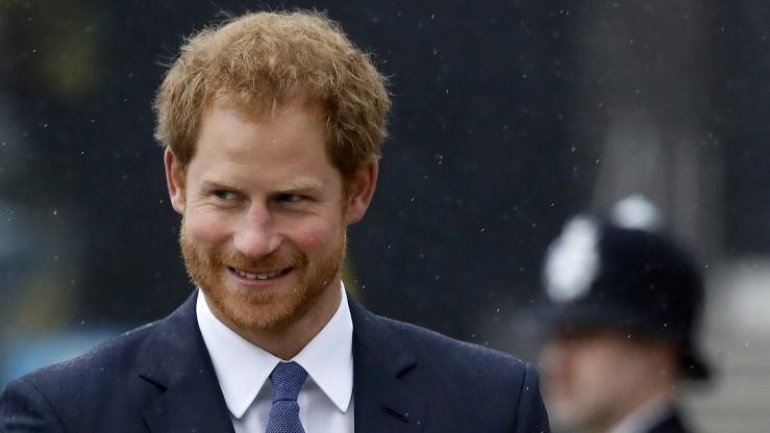 """UK's Prince Harry hits out at media """"harassment"""" of new U.S. girlfriend"""