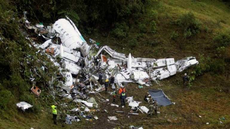 Colombia plane crash: 75 dead and six survivors (PHOTO/VIDEO)