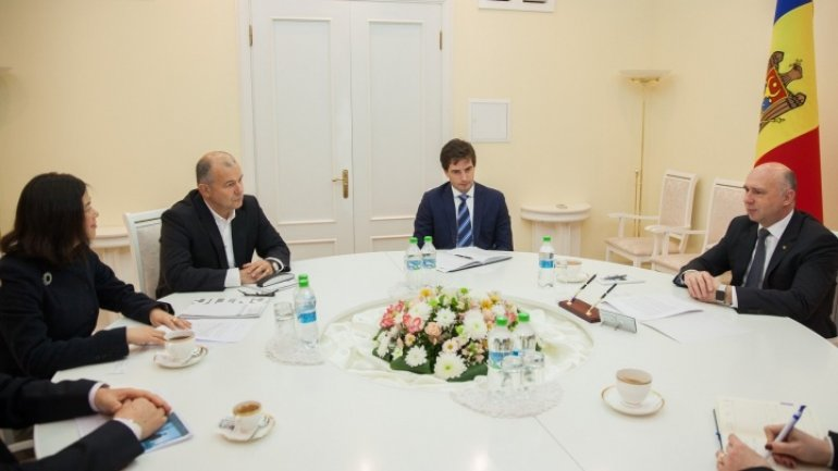 Gov't to assist Chinese company in carrying out energy-related projects in Moldova