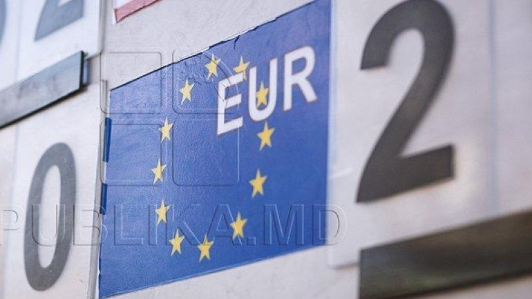 EXCHANGE RATE 8 NOVEMBER 2016: Moldovan leu slightly grows as to euro