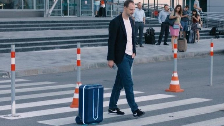 Robocase: World's first automatic suitcase