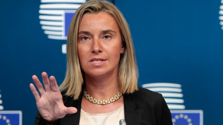 Federica Mogherini calls to give Georgians visa-free regime