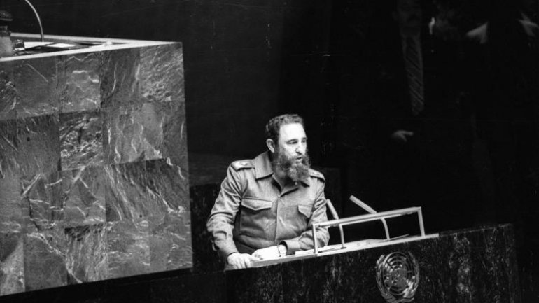 World leaders pay tribute to Cuban revolutionary leader Fidel Castro
