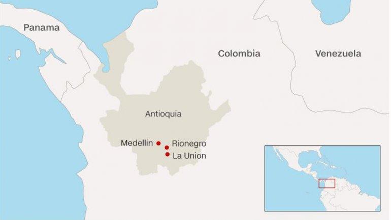 Colombia plane crash: 75 dead and six survivors (PHOTO/VIDEO)