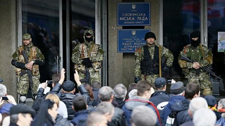 Pro-Russian rebel leaders in Donbas start intestine skirmishes and arrest one another