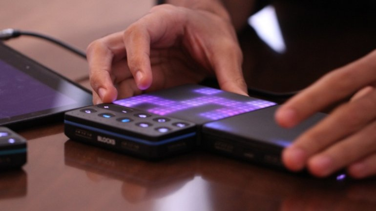 Roli goes modular with music Blocks
