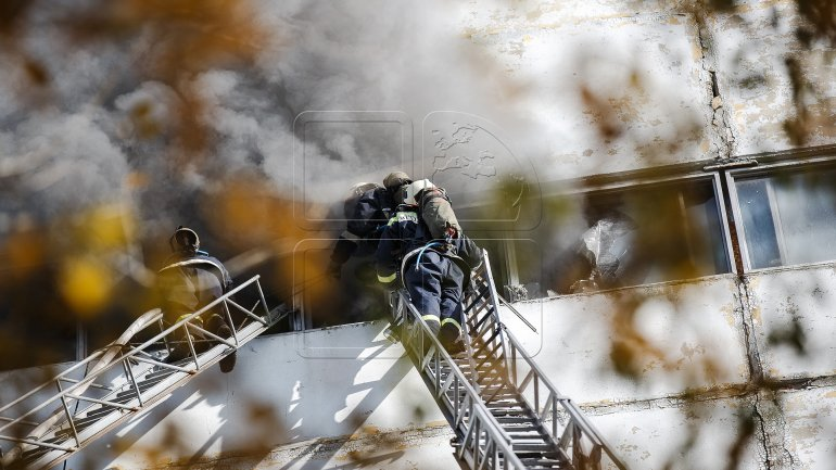 Deadly warehouse fire: The fire has been extinguished