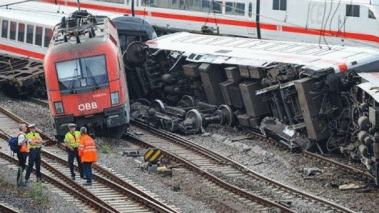 31 die in train collision in Iran