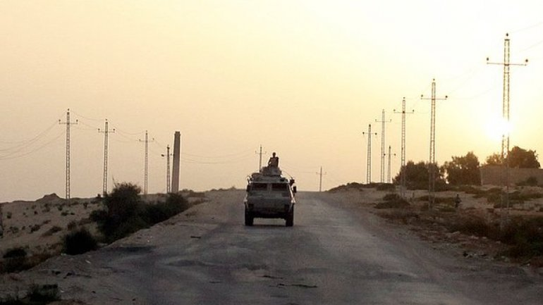 Egyptian general killed by militants in North Sinai, ISIS claims responsibility