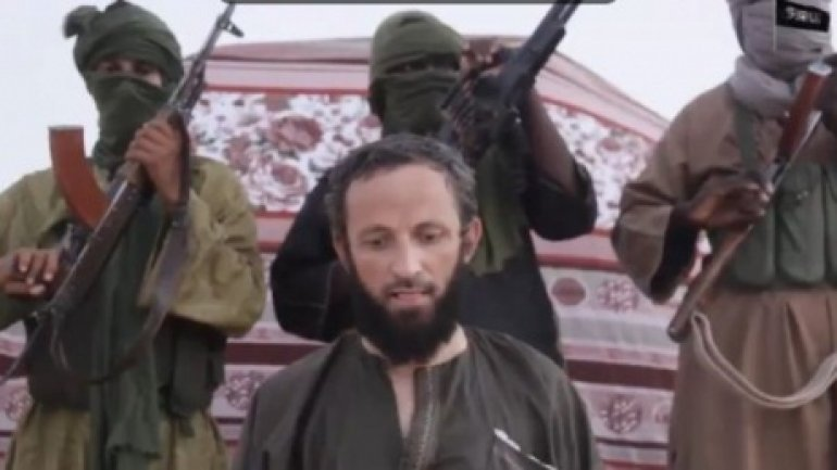 New video with Romanian kidnapped by Jihadists released on internet