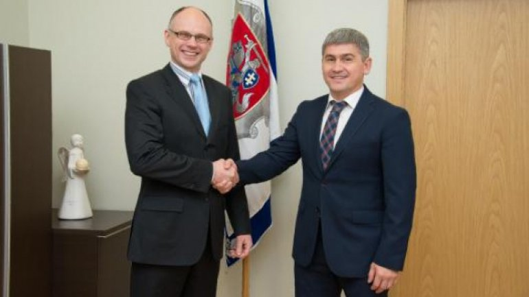 A delegation of the Interior Ministry on official working visit to Lithuania