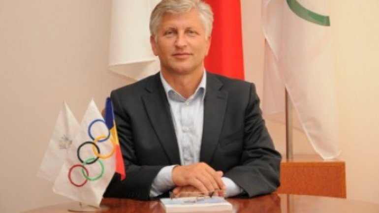 Moldova's Olympic and Sport Committee reelects chairman