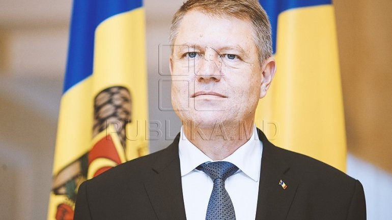 Klaus Iohannis: Romania's union with Moldova is possible, but not in the near future