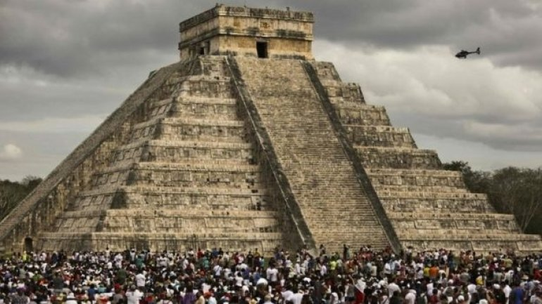 "Mayan ""nesting doll pyramid"" discovered in Mexico"