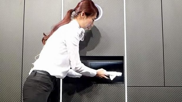 Panasonic invests $60m in world's first laundry-folding robot