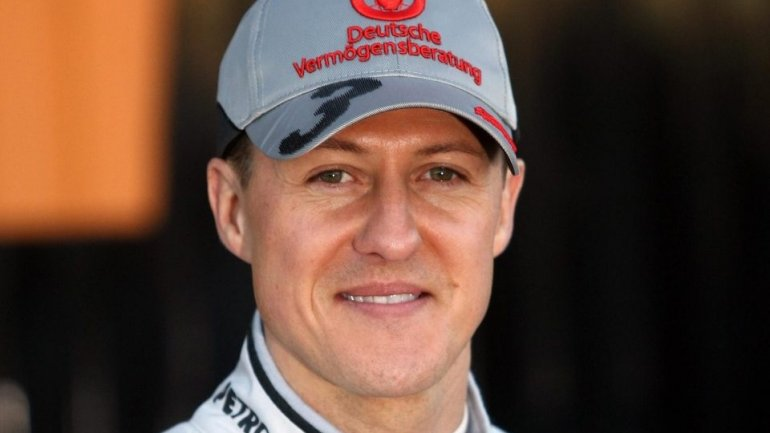 Michael Schumacher shows encouraging signs on long road back to recovery