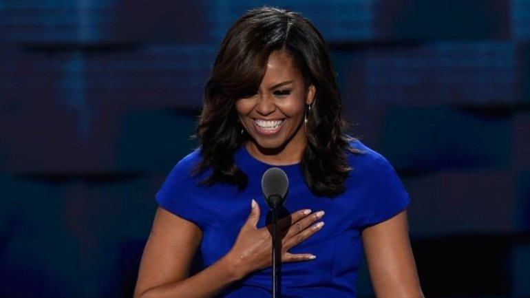Michelle Obama urged to run for president in 2020 after Hillary Clinton's hopes are dashed