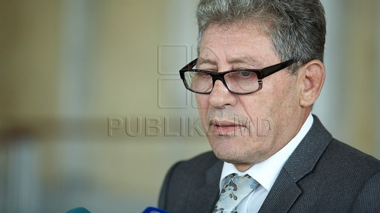 Mihai Ghimpu: A president who will work along with parliamentary majority