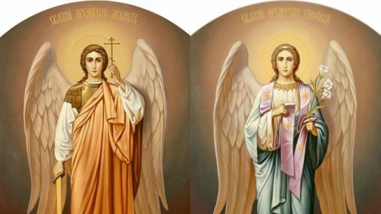 Orthodox Christians honor Archangels Michael and Gabriel