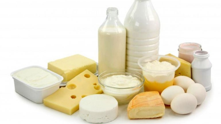 lactose in boter