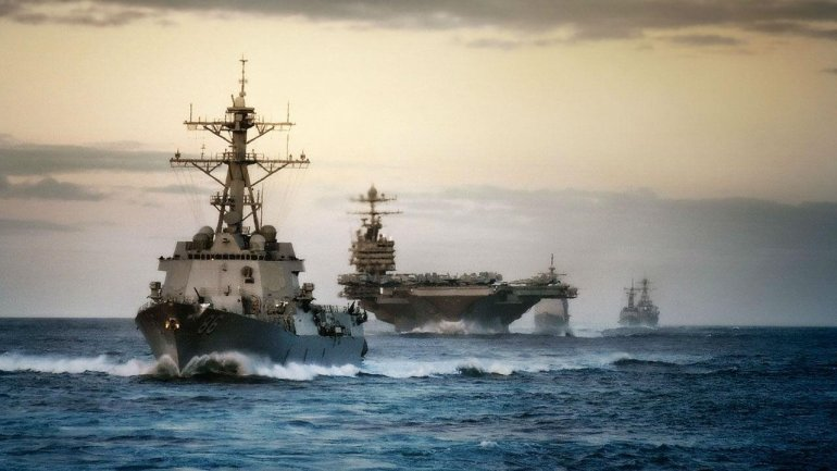 Personal data for more than 130,000 sailors stolen, admits US Navy