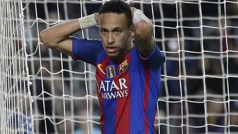 Spanish court calls for Barcelona forward Neymar to serve two-year prison sentence