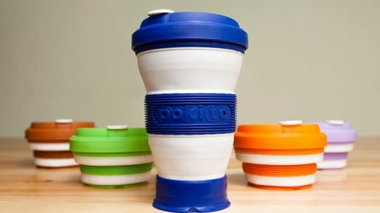 British entrepreneur invents reusable mug to replace takeaway cups