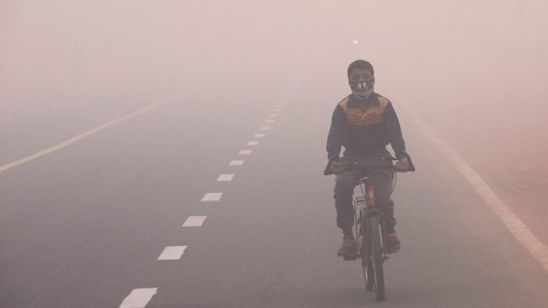 Indian government declares Delhi toxic air an emergency situation