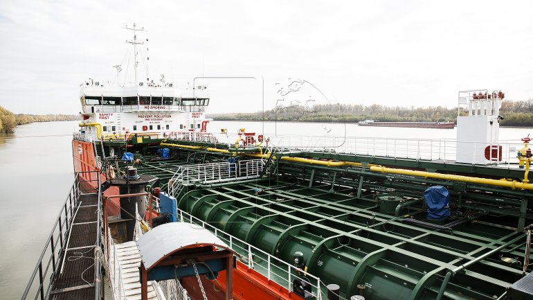 Grain terminal at Moldova's Giurgiulesti port to more than double capacity with EBRD loan (PHOTOREPORT)