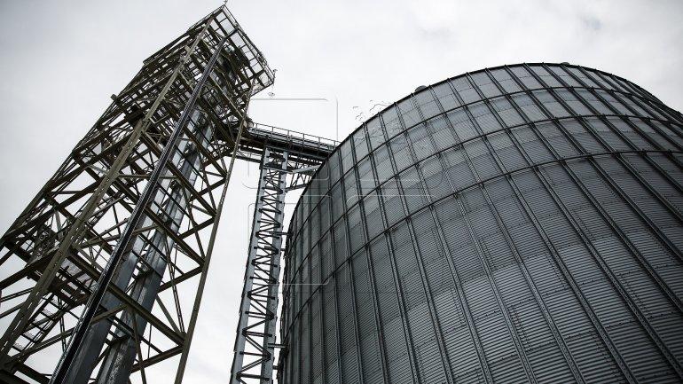 New grain export terminal launched at Giurgiulesti International Free Port (PHOTOREPORT)