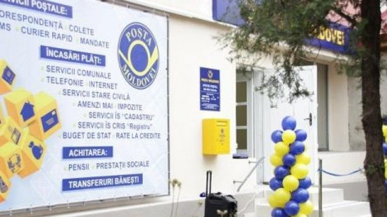 New Post Office opened in Ciocana sector of Chisinau