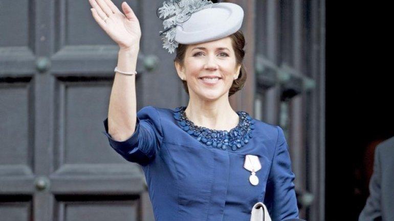 Princess of Denmark in official visit to Moldova as representative of World Health Organization