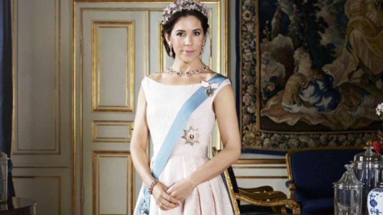 Danish Crown Princess Mary to visit Moldova