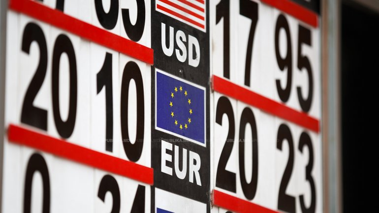 EXCHANGE RATE November 4th 2016: Euro keeps going up