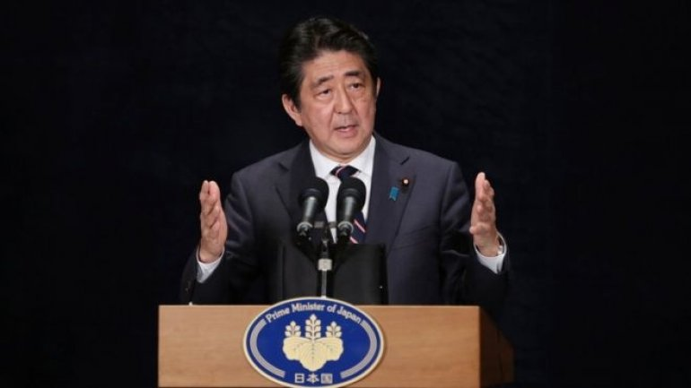 Japan prime minister to be first foreign leader to meet Trump