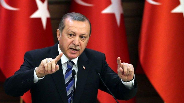 Turkey's Erdogan compares Israel to Hitler on Israeli television