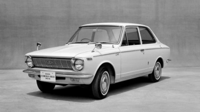 One of world's best-selling cars, Toyota Corolla, turns 50