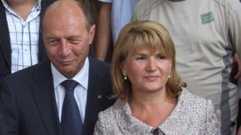 Romania's ex-president and his wife to become Moldovan citizens